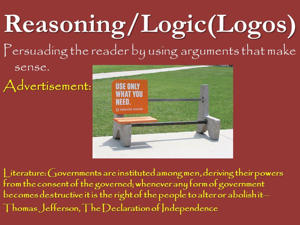 Reasoning/Logic(Logos)