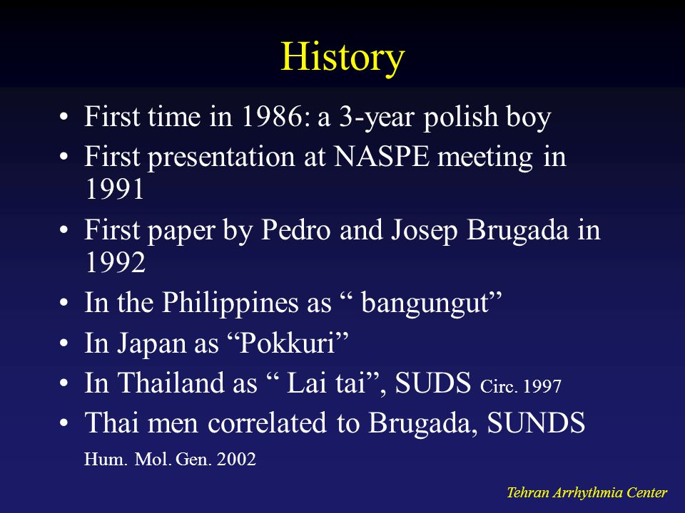 History First time in 1986: a 3-year polish boy