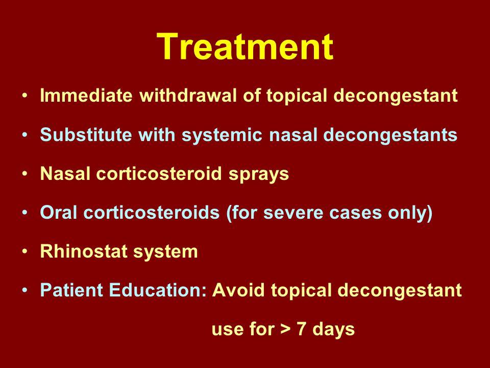 Non-infective Non-allergic Rhintis - ppt download