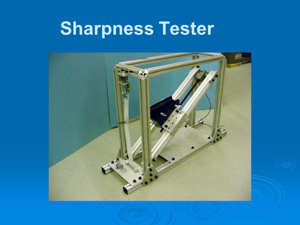 Sharpness Tester