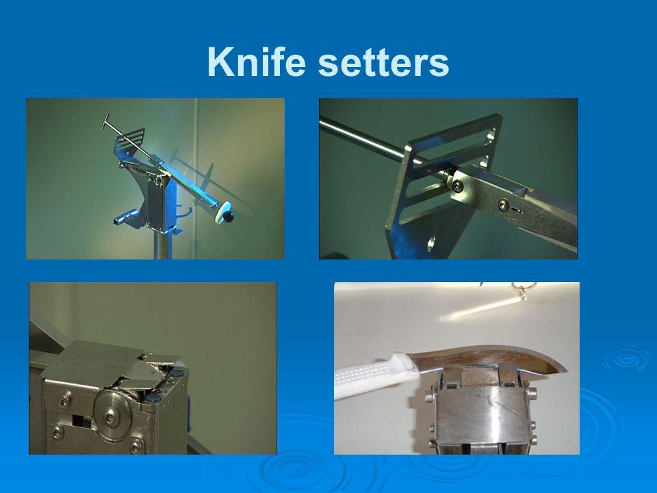 Knife setters