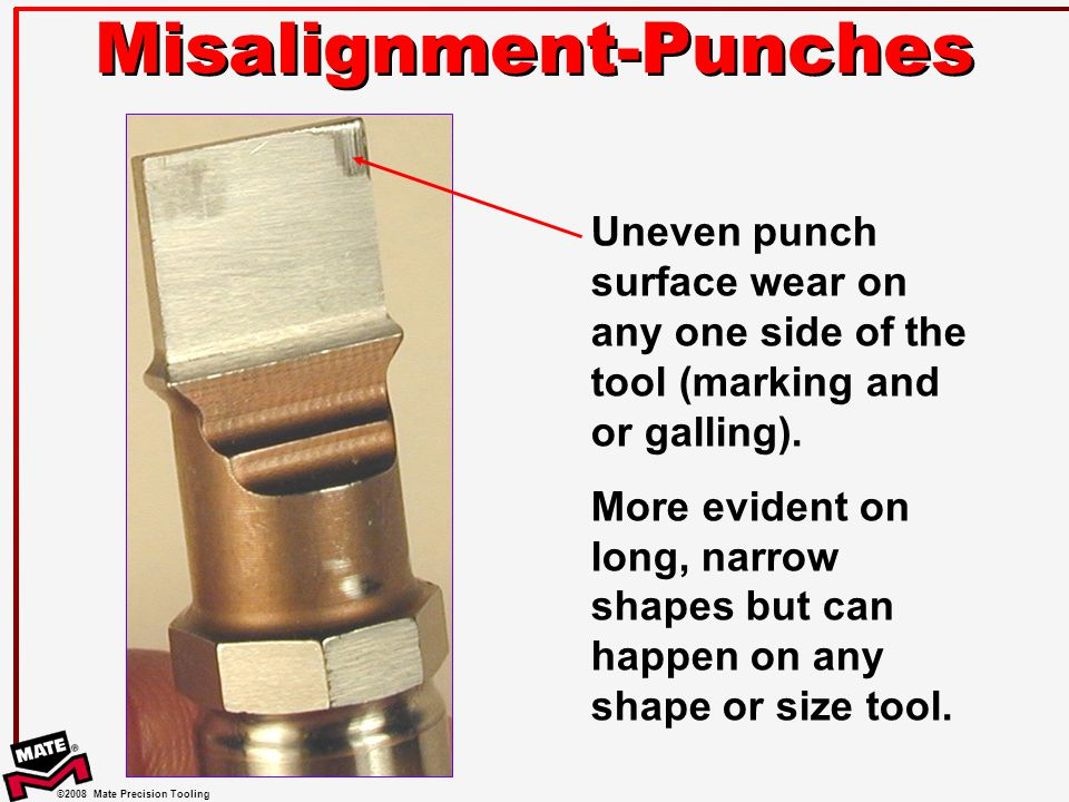 Misalignment-Punches
