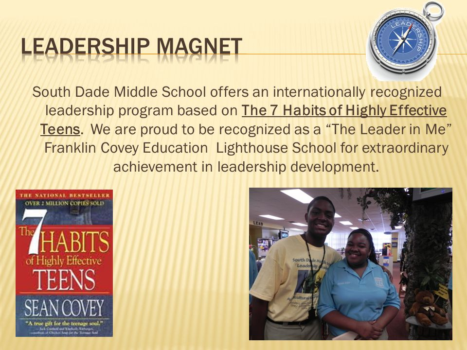 Leadership Magnet