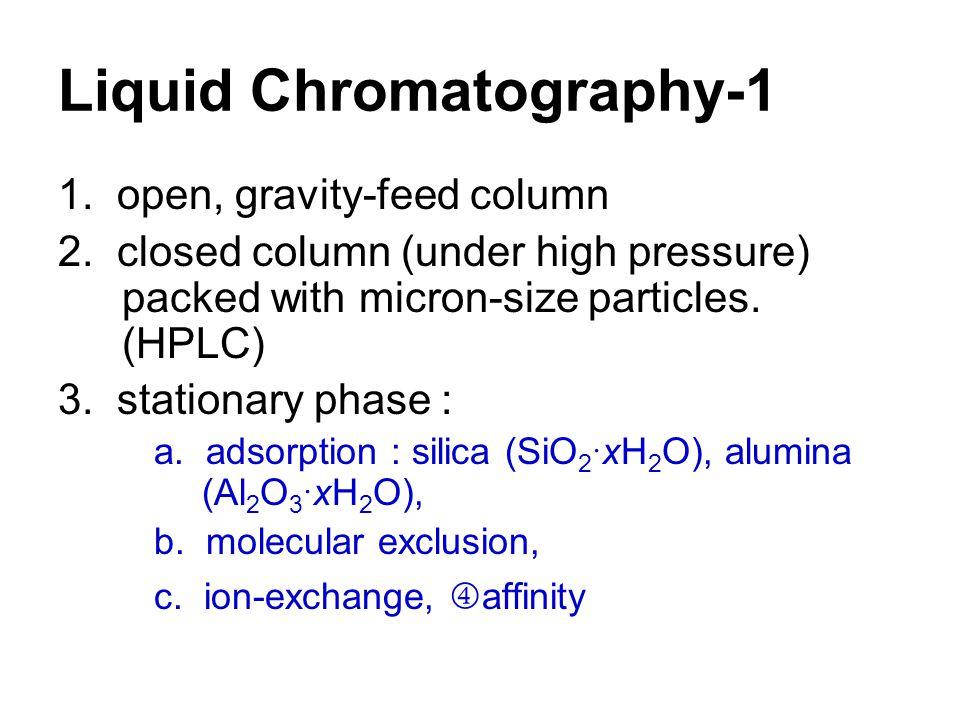 Liquid Chromatography-1