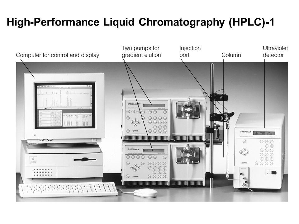 High-Performance Liquid Chromatography (HPLC)-1