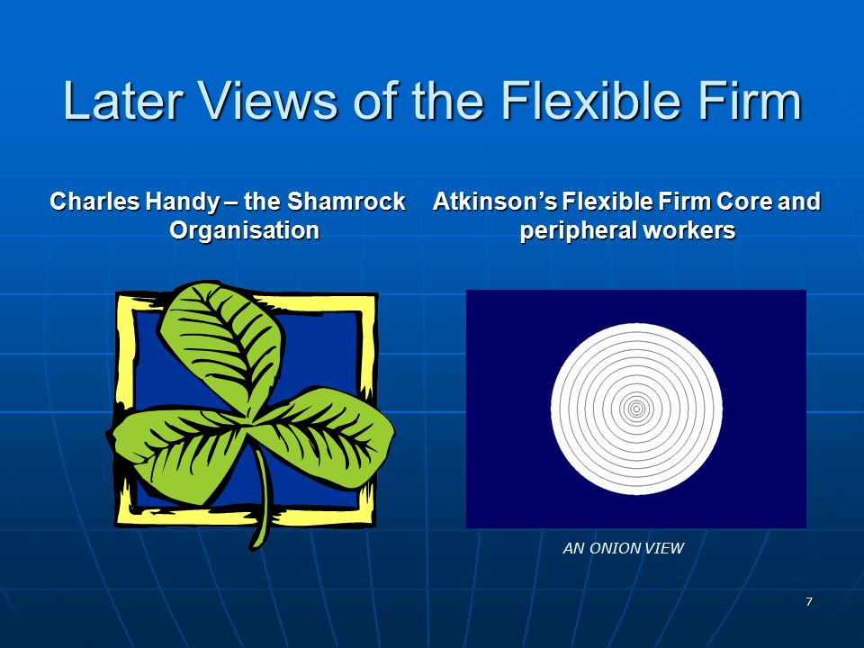 Later Views of the Flexible Firm