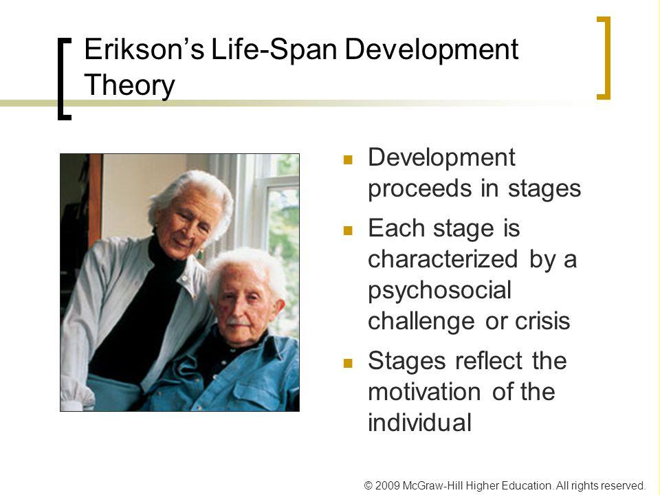 Erikson's Life-Span Development Theory
