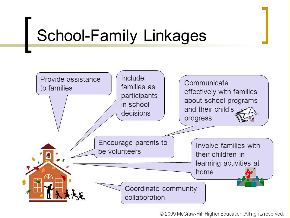 School-Family Linkages