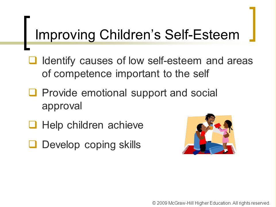 Improving Children's Self-Esteem