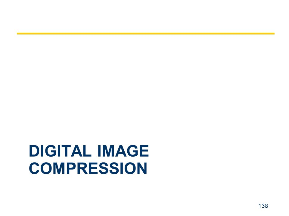 digital image compression