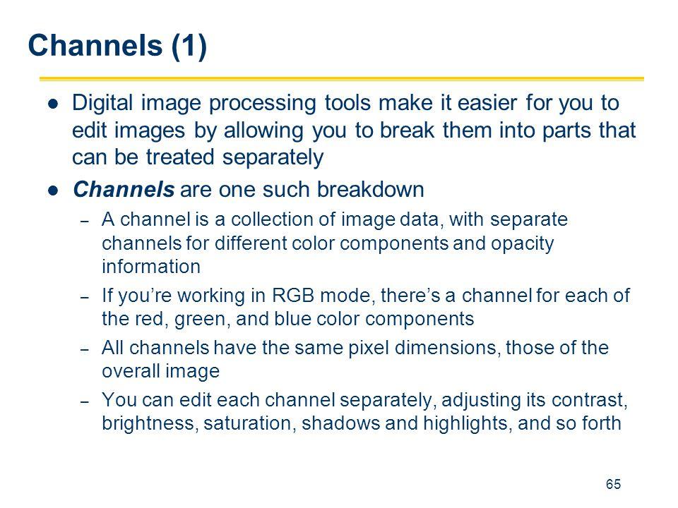 Channels (1)
