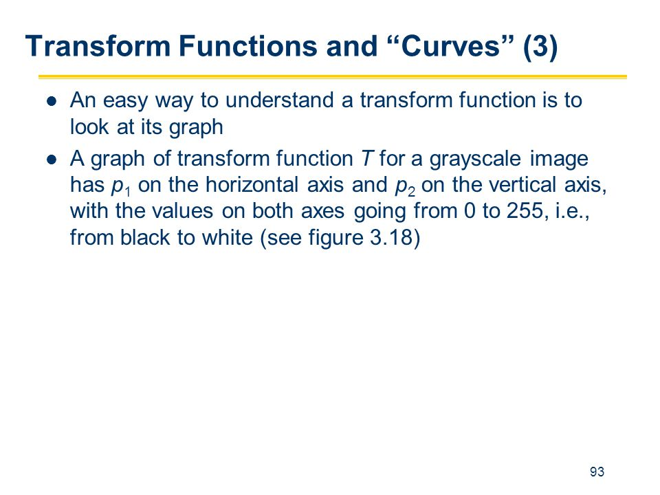Transform Functions and Curves (3)