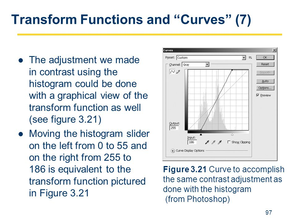 Transform Functions and Curves (7)