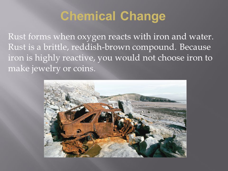 Chemical Change