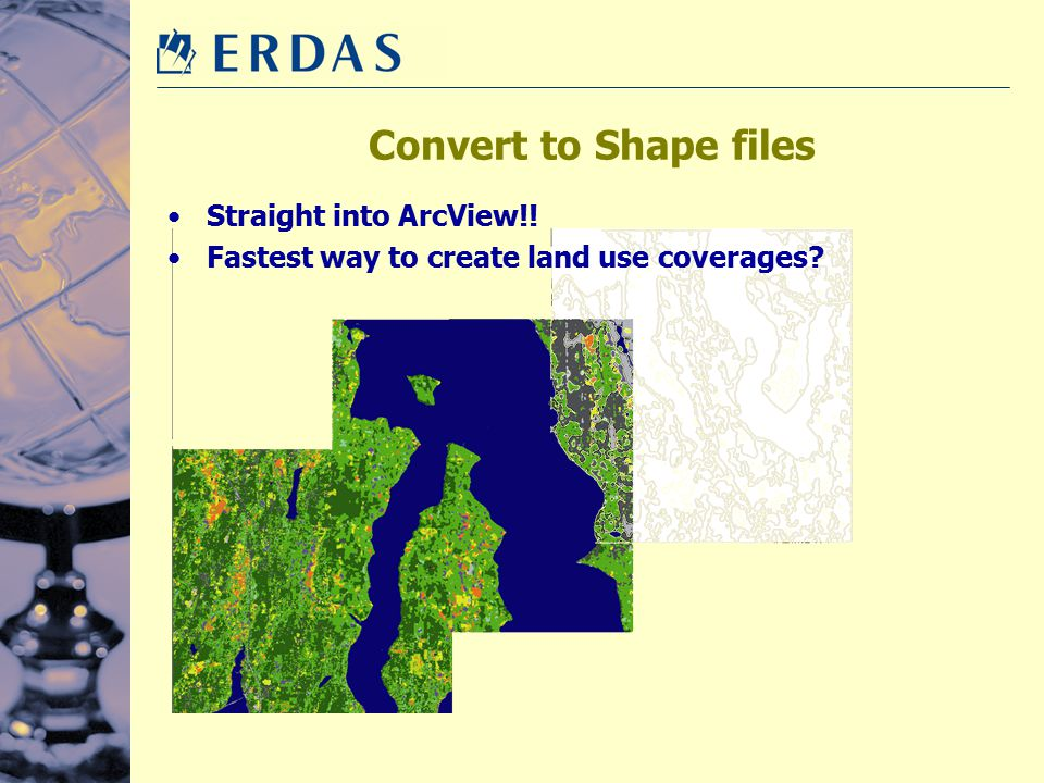Convert to Shape files Straight into ArcView!!