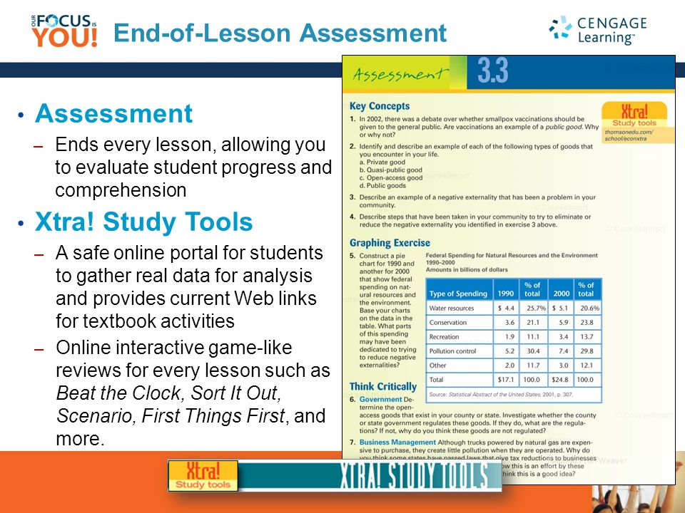 End-of-Lesson Assessment