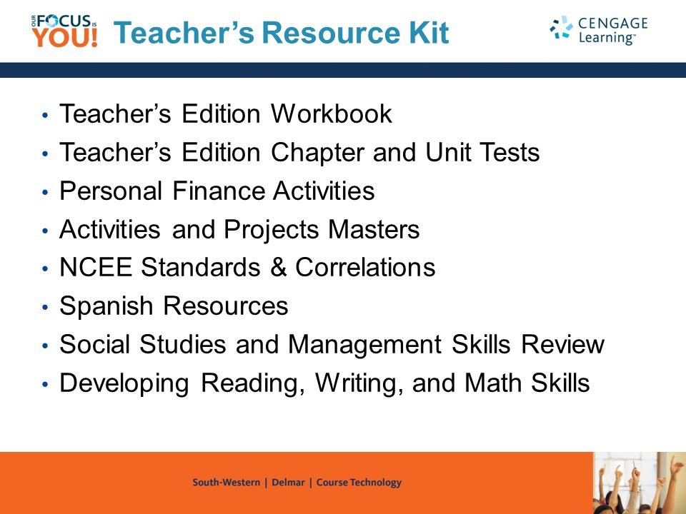 Teacher's Resource Kit