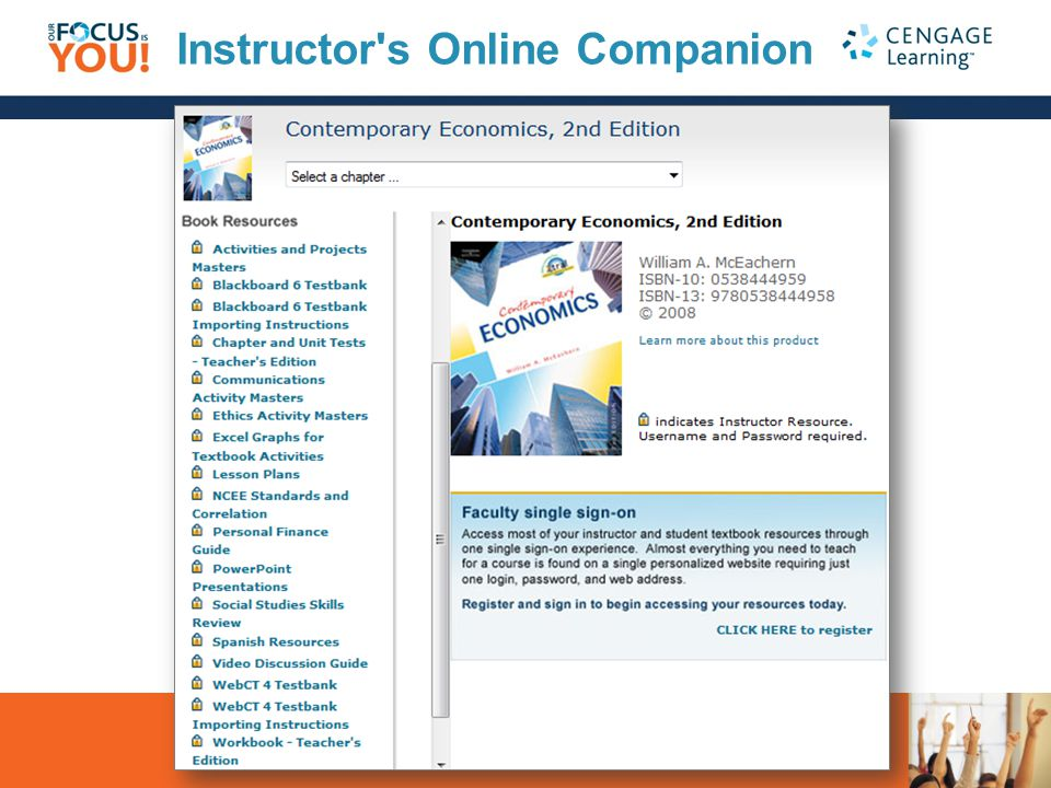 Instructor s Online Companion