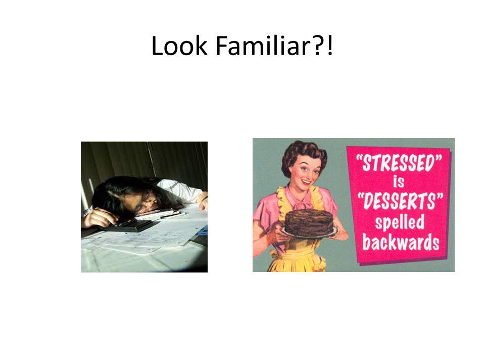 Look Familiar !