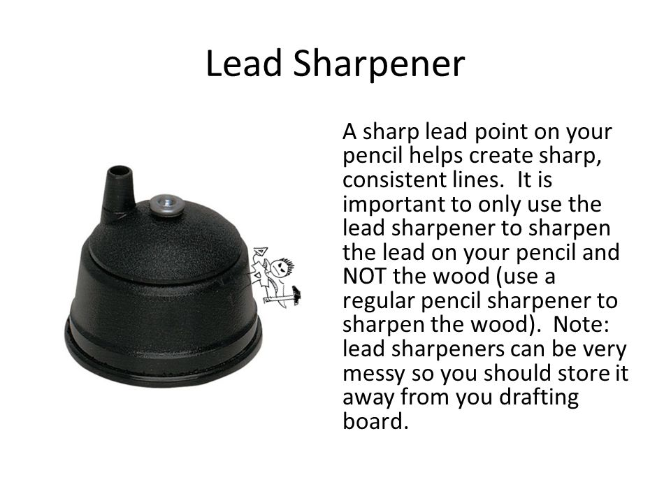 Lead Sharpener