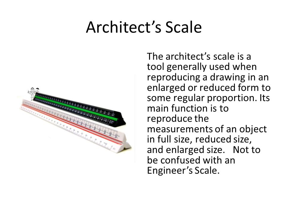 Architect's Scale