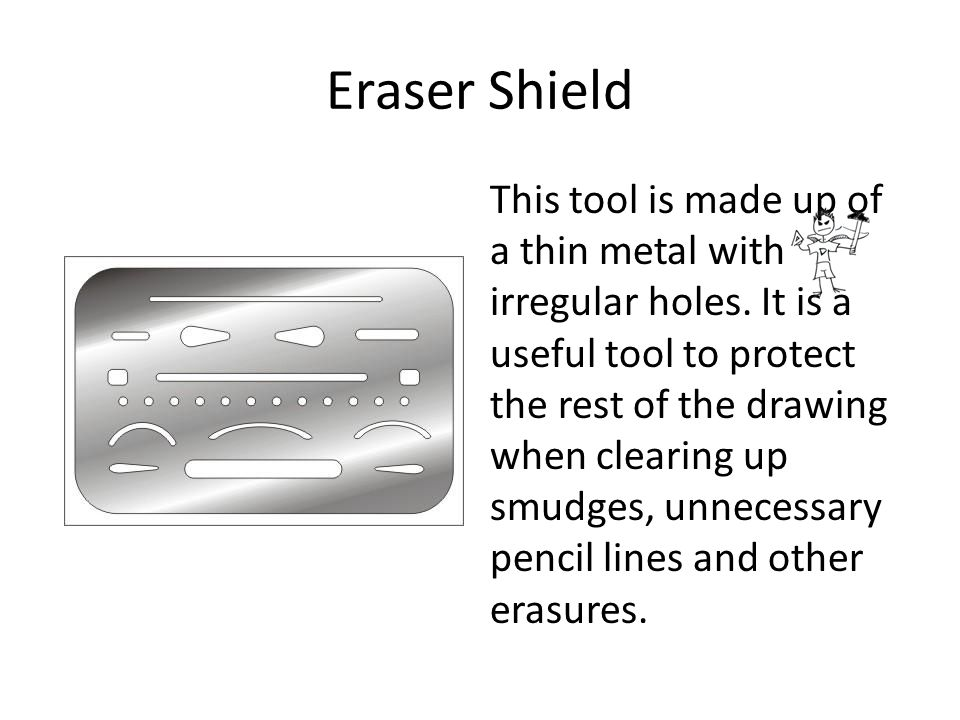 Eraser Shield