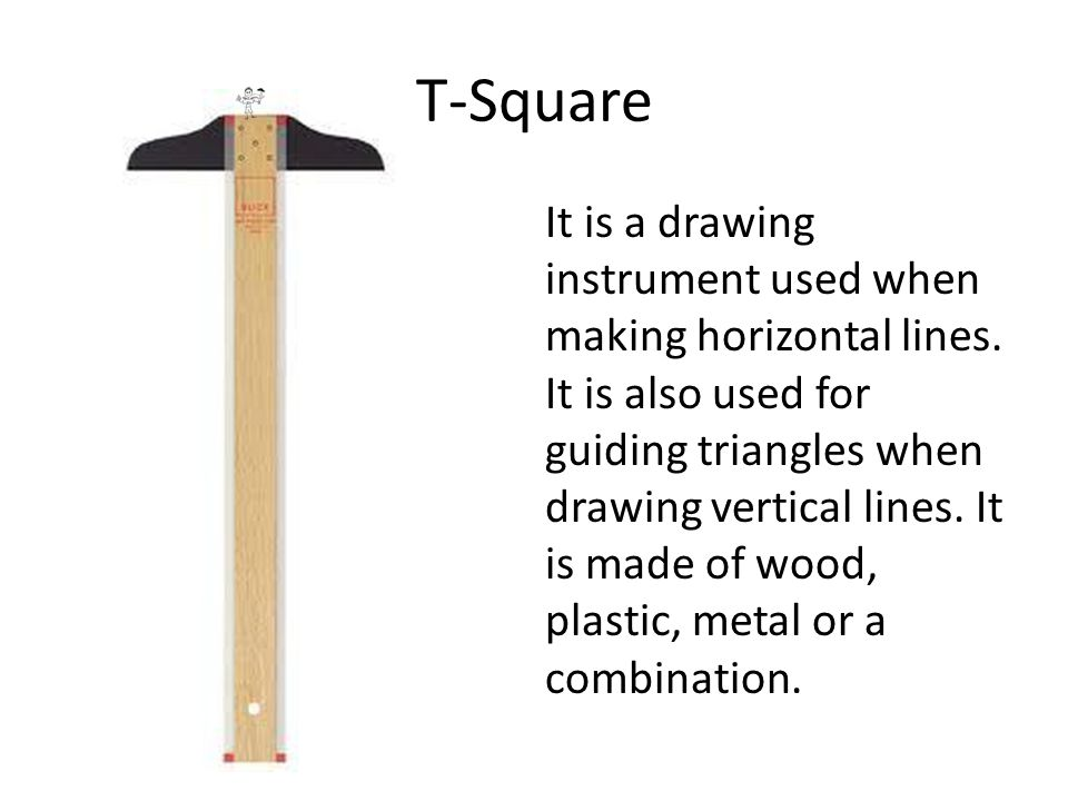 Drawing Lines With Triangle Combination : The drafting avenger tools yo ppt video