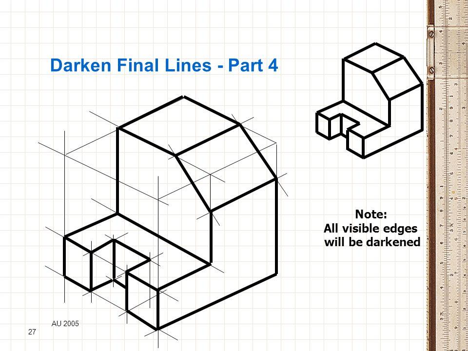 Darken Final Lines - Part 4
