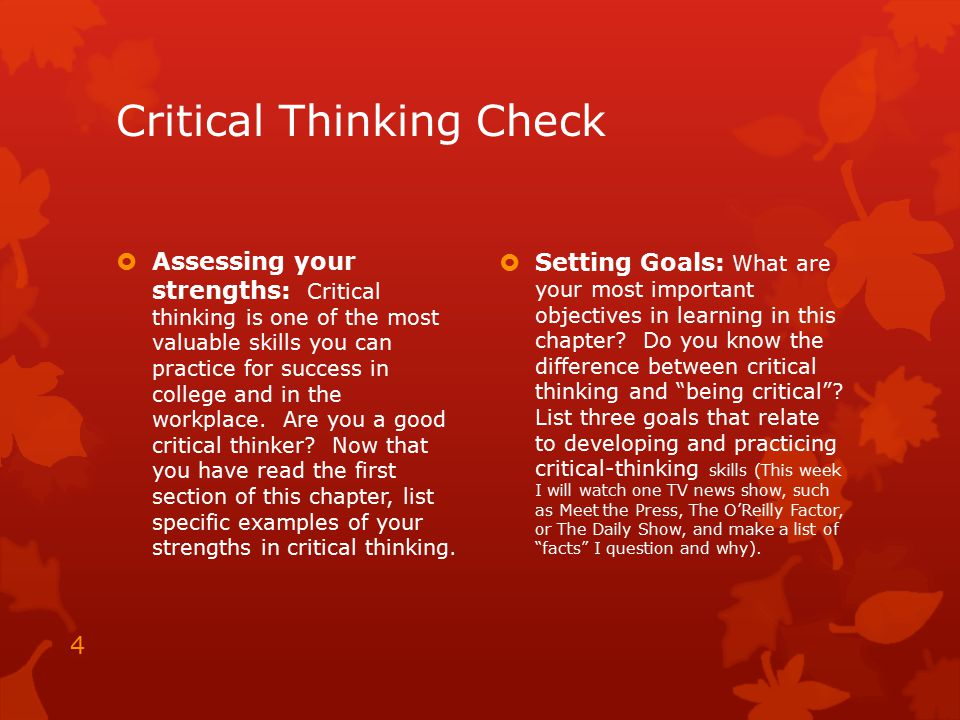 Watson glaser critical thinking assessment practice free