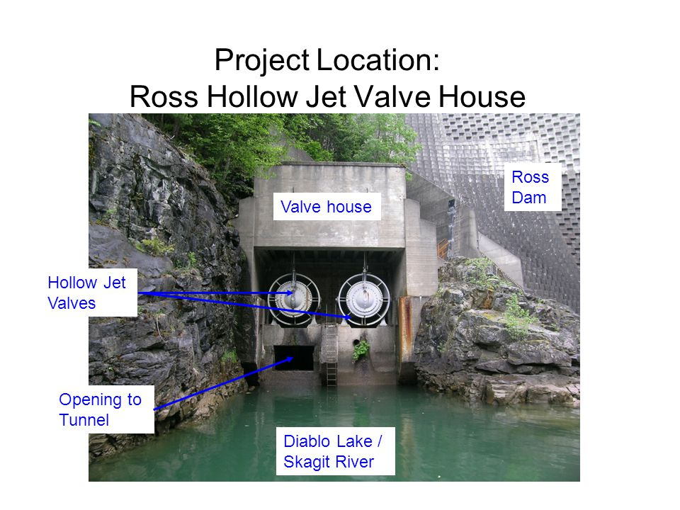 Project Location: Ross Hollow Jet Valve House