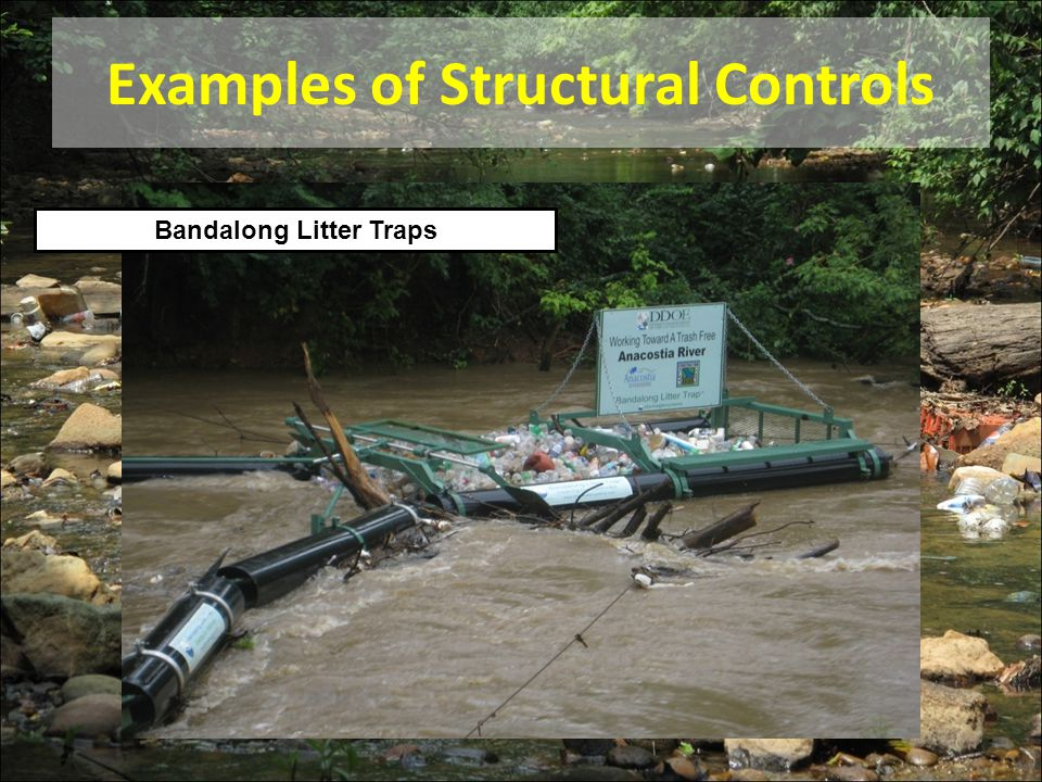 Examples of Structural Controls