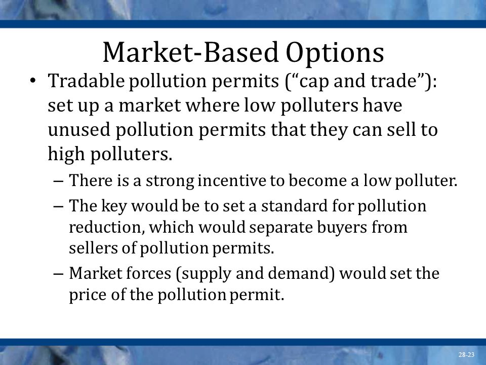 Market-Based Options