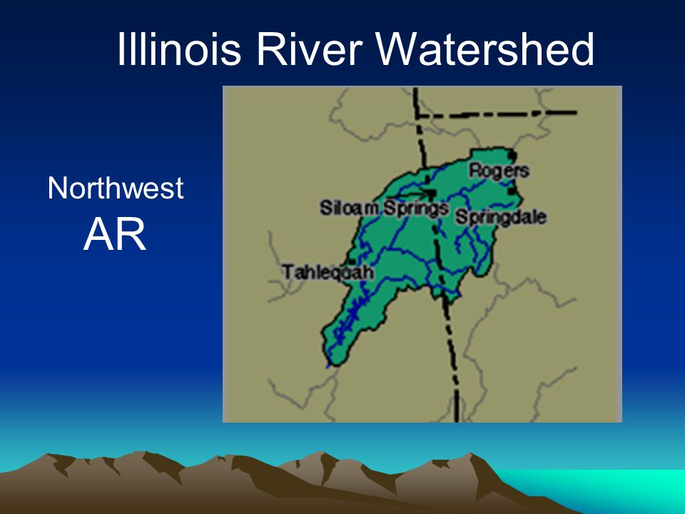 Illinois River Watershed