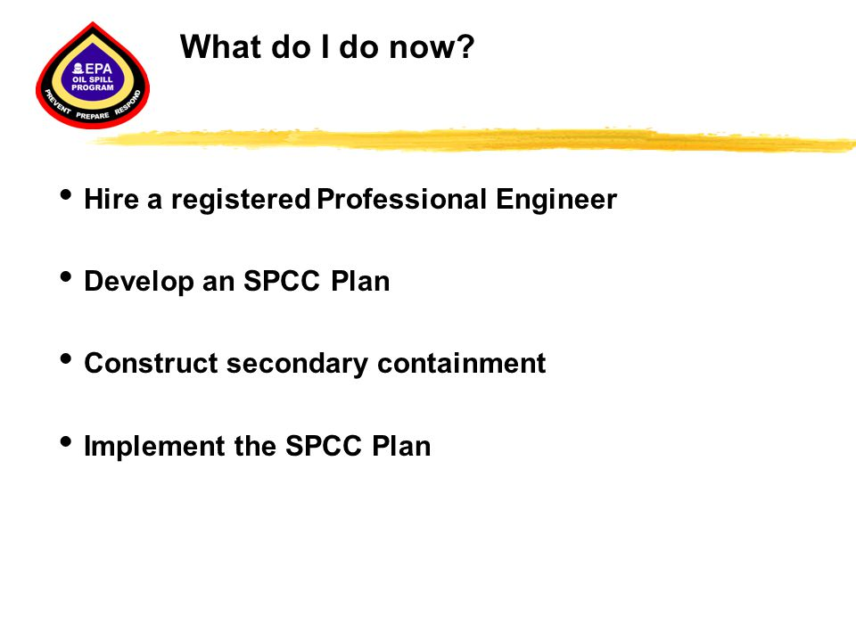 What do I do now Hire a registered Professional Engineer