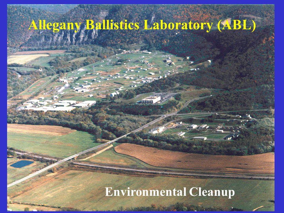 Allegany Ballistics Laboratory (ABL)