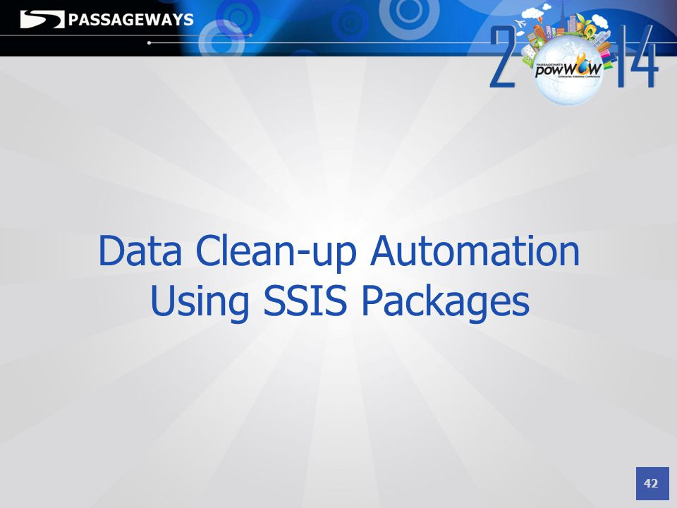 Data Clean-up Automation