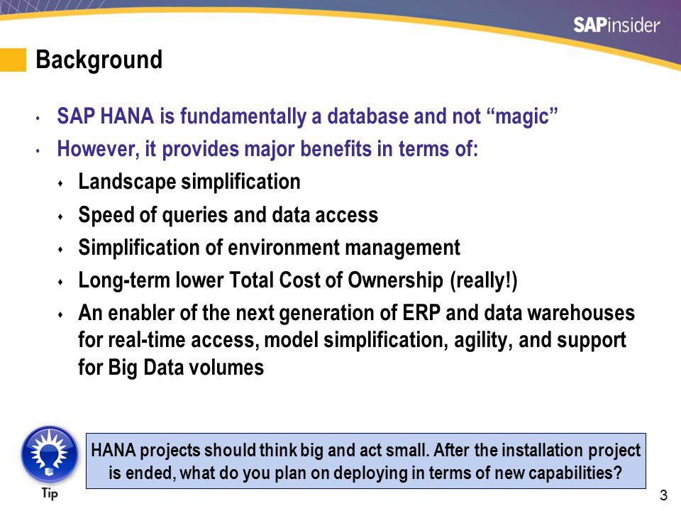 Inside SAP HANA — In-Memory Computing Engine (ICME)