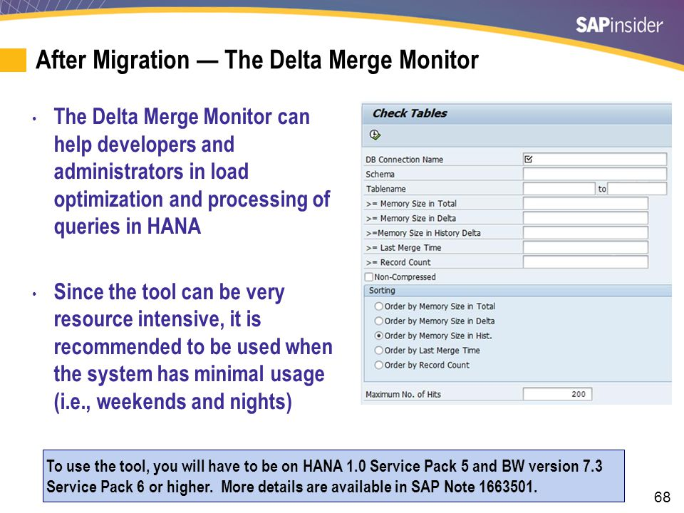 After Migration — Optimize Database with Secondary Indexes