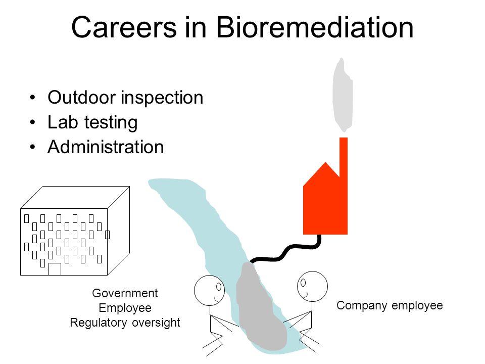 Careers in Bioremediation