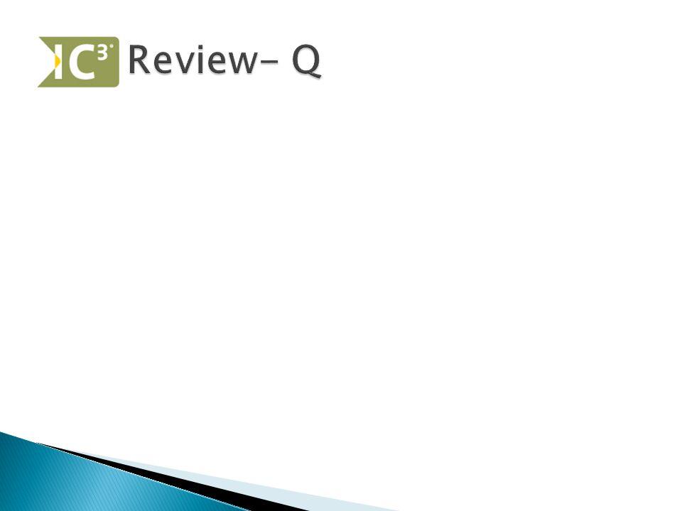 Review- Q