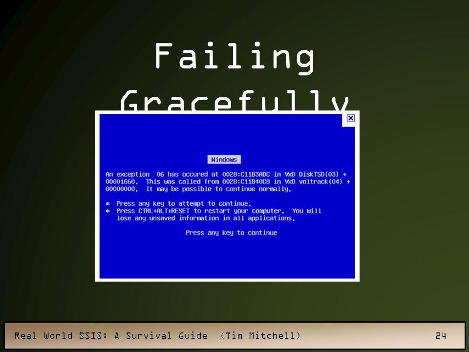 Failing Gracefully