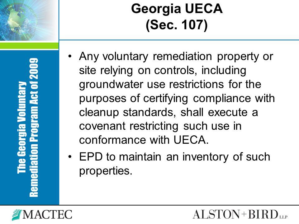Georgia UECA (Sec. 107)