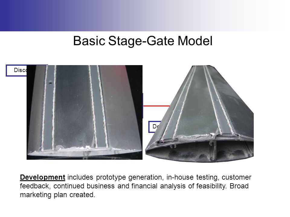 Basic Stage-Gate Model