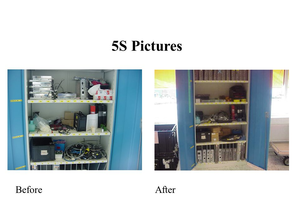 5S Pictures Before After ERAANHA 2004-11-01
