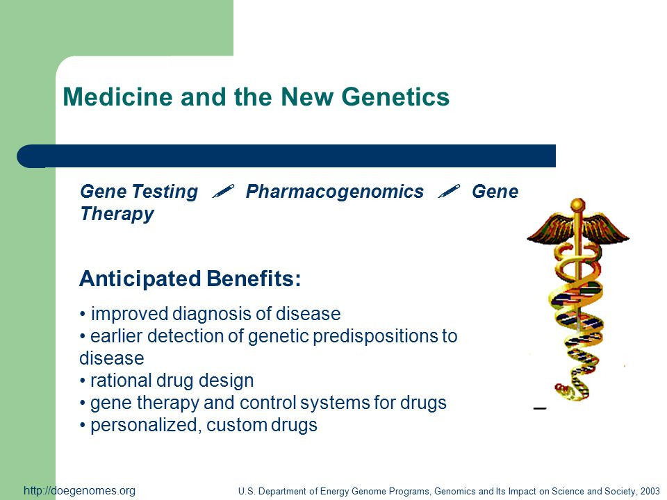 Medicine and the New Genetics