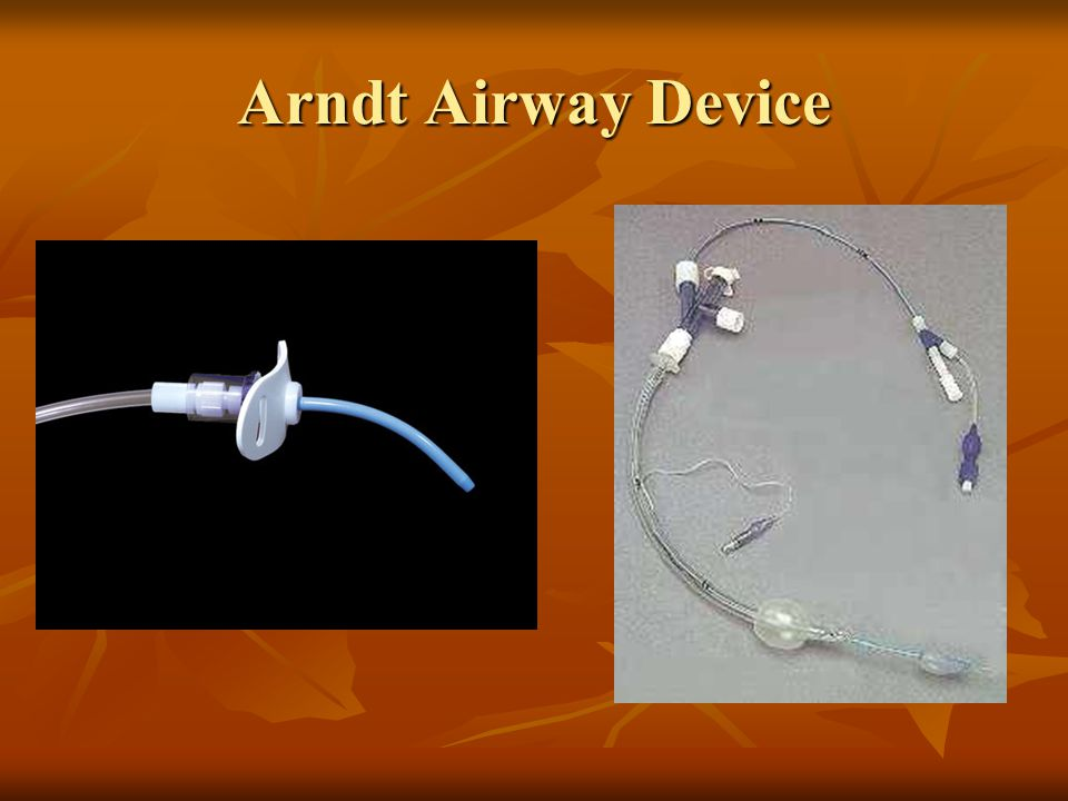 Arndt Airway Device