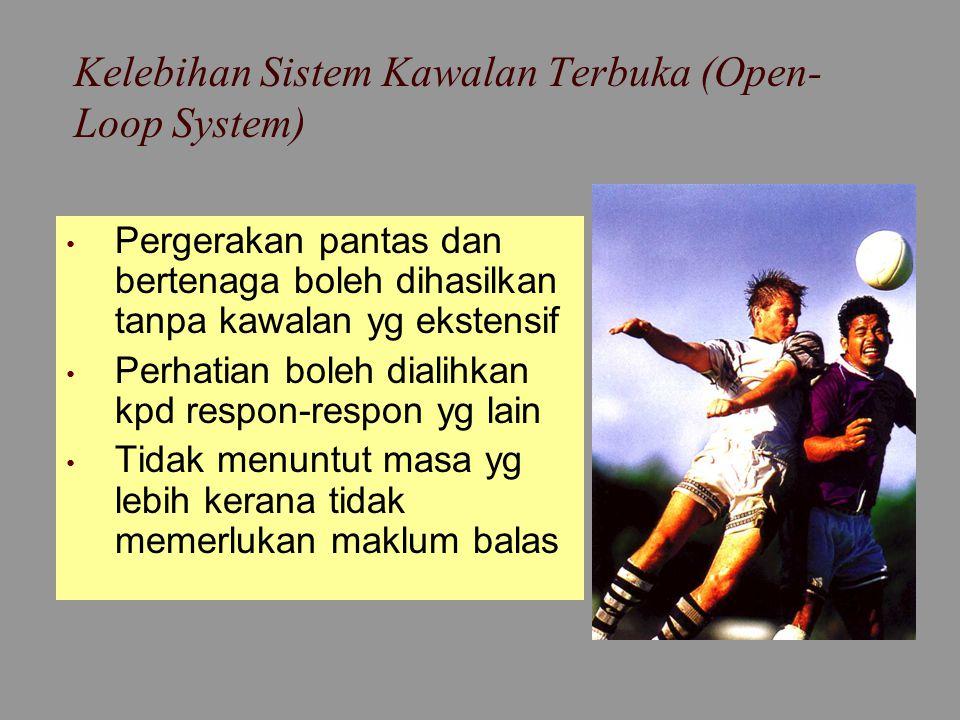 Kelebihan Sistem Kawalan Terbuka (Open-Loop System)