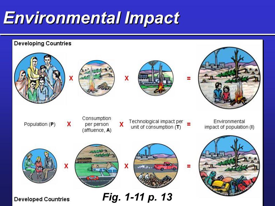 Environmental Impact Sprague ENV MATES Fig. 1-11 p. 13