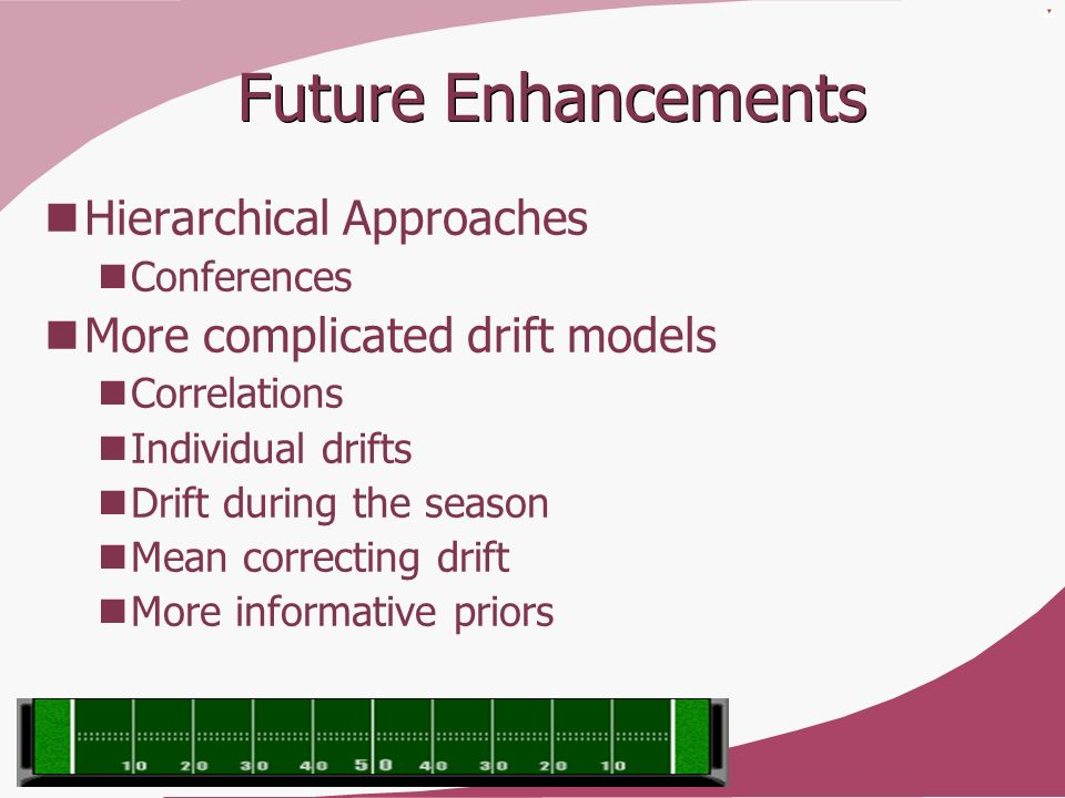 Future Enhancements Hierarchical Approaches