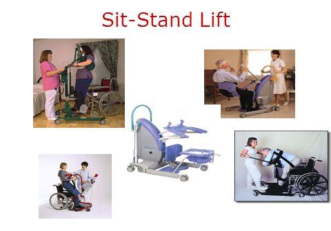Sit-Stand Lift